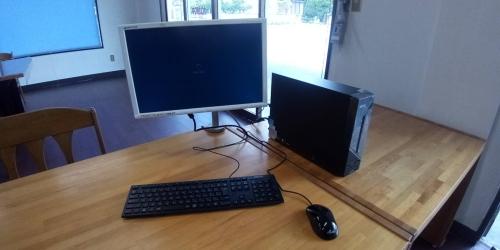 業務パソコン(設置)