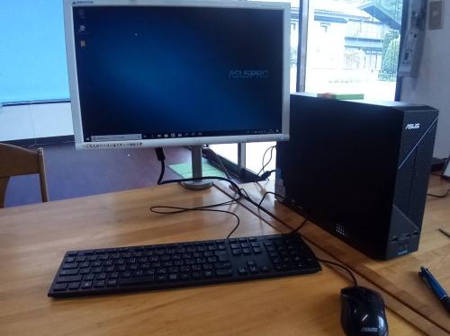 業務パソコン(完了)