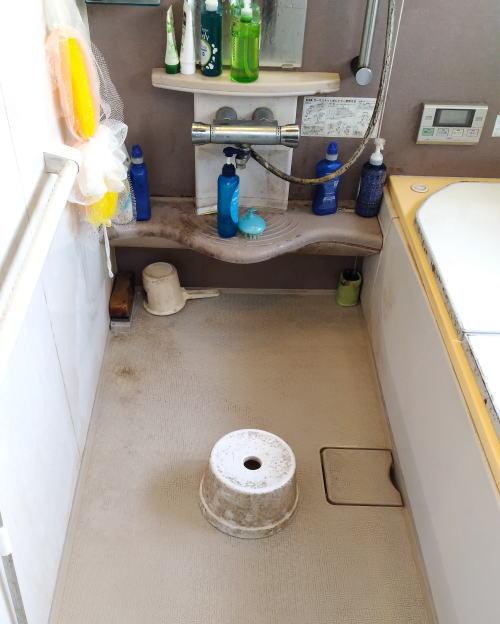 お風呂場1