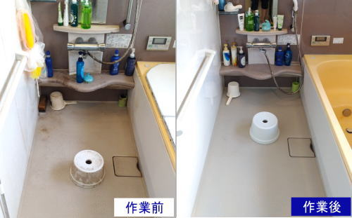 お風呂場6