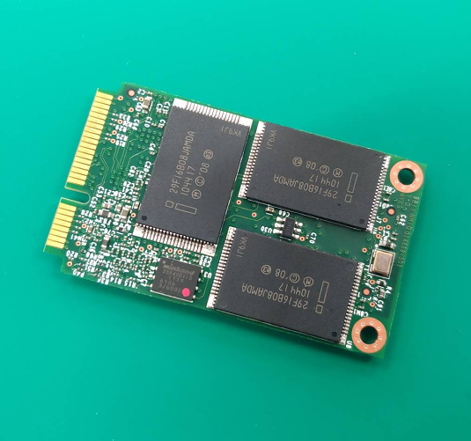 SSDへの交換
